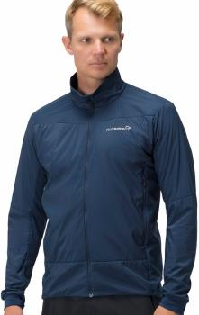 Norrona Adult Unisex Falketind Octa Insulated Jacket, M Indigo Night