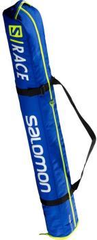 Salomon Extend 1 Pair 130+25 Ski Bag, 155cm Race Blue/ Neon Yellow