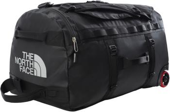 The North Face Base Camp Duffel Roller Luggage Bag, 97L TNF Black