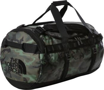 The North Face Base Camp Duffel Bag/Backpack, M Thyme Brushwood Camo