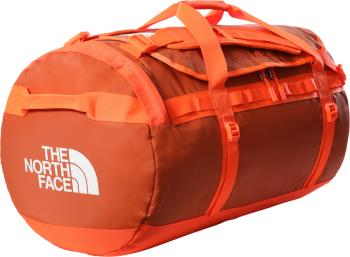 The North Face Base Camp Duffel Bag/Backpack, L Burnt Ochre/Power