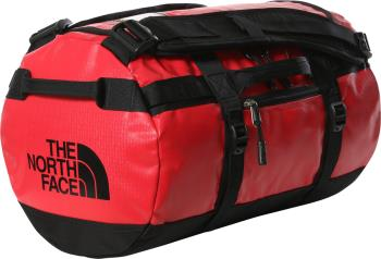 The North Face Adult Unisex Base Camp Duffel Bag/Backpack, Xs Tnf Red/Tnf Black