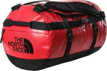 The North Face Base Camp Duffel Bag/Backpack, S TNF Red/TNF Black
