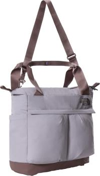 The North Face Never Stop Tote Women's Shoulder Bag, 29L Minimal Grey