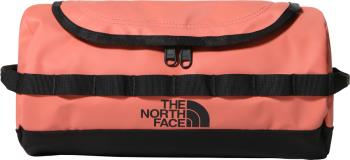 The North Face Base Camp Travel Canister Wash Bag, L Faded Rose/Black