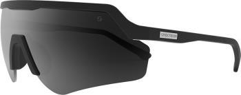 Spektrum Blankster Grey Wrap Around Sports Sunglasses, Black