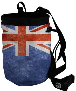 Charko Flag Bags Rock Climbing Chalk Bag, Regular New Zealand