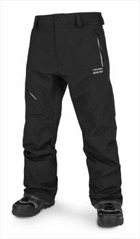 Volcom L Gore-Tex Ski/Snowboard Pants, M Black