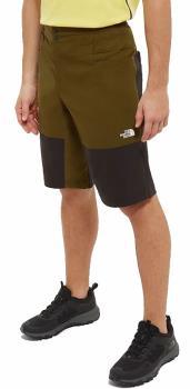The North Face Adult Unisex 'Climb Short' Hiking/Climbing Shorts, Uk 30 Fir Green