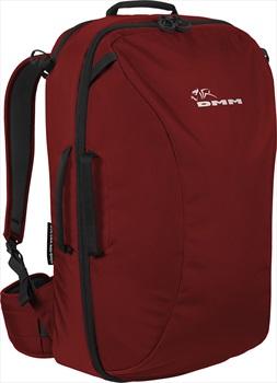 DMM Flight Rock Climbing/Travel Bag, 45L Red