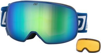 Dirty Dog Mutant 0.5 Green Kids' Snowboard/Ski Goggles, S Navy-Grey
