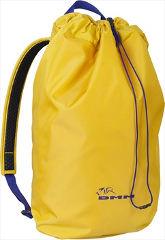 DMM Pitcher Rock Climbing Rope Bag, 26L Yellow