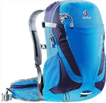 Deuter Airlite 26 SL Hiking Backpack, 26L Coolblue/Blueberry