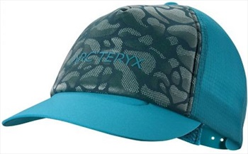 Arcteryx Climb Trucker Hat, OS Dark Firoza/Labyrinth