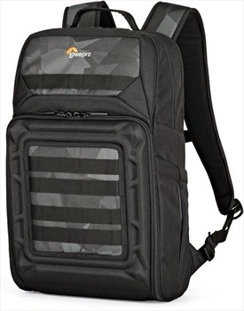 Lowepro DroneGuard BP 250 Camera Backpack, 23L Black/Fractal
