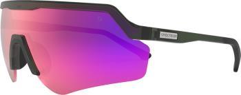 Spektrum Blankster Infrared Wrap Around Sports Sunglasses, Moss Green
