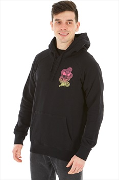 Lobster Adult Unisex Snake Hoodie , L Black
