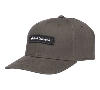 Black Diamond Black Label Hat Classic Baseball Cap, OS Walnut