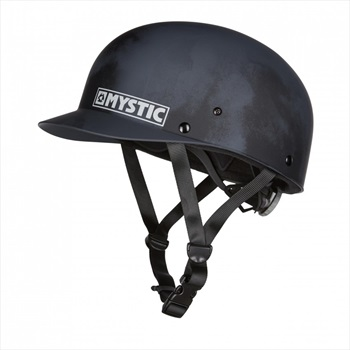 Mystic Shiznit CE Approved Watersports Helmet, S/M Black 2021