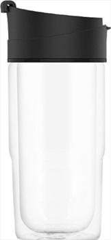 Sigg Nova Travel Mug Reusable Tea/Coffee Cup, 375ml/12oz Black