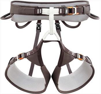 Petzl Aquila Harness Adult Climbing Harness, L Gray 2018