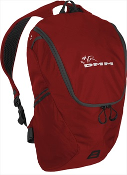 DMM Zenith Rock Climbing Backpack/Sack, 18L Red