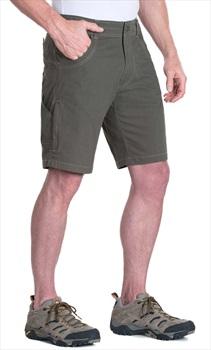 """Kuhl Ramblr Climbing/Hiking Shorts, 36"""" Gun Metal"""