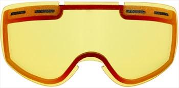 Sontimer H-Bomb LTD Ski/Snowboard Goggles Spare Lens, Lava Low Light