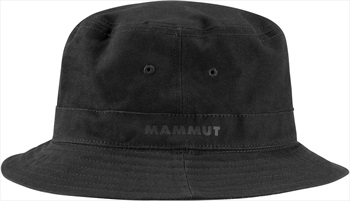 Mammut Bucket Sun Hat, L Black