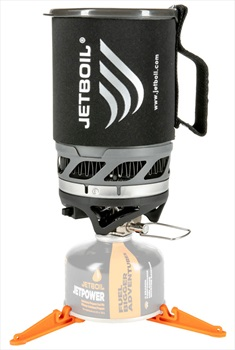 Jetboil MicroMo Compact Hiking Stove 0.8L Carbon