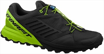 Dynafit Alpine Pro Men's Trail Running Shoes 8.5 Black/DNA Green