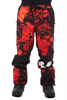 thirtytwo Sweeper Snowboard/Ski Pants, XL Red/Black