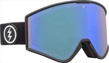 Electric Kleveland+ Photochomic Blue Snowboard/Ski Goggles, M/L Black