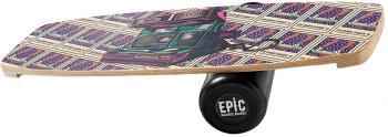 EPIC Balance Boards Retro Series Balance Board/Trainer, Photo