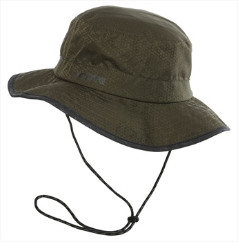 Chaos Summit Pack It CTR UPF Protective Sun Hat, S/M Olive