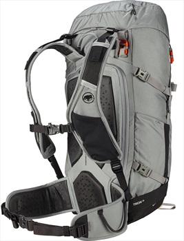 Mammut Adult Unisex Trion 35 Alpine Backpack, 35 Granit/Black