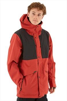Dakine Wyeast 2-Layer Shell Ski/Snowboard Jacket, L Tandoori Spice