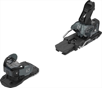 Salomon Warden MNC 13 Ski Bindings, 100mm Black/Grey