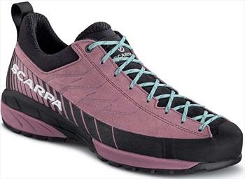 Scarpa Mescalito Women's Tech Approach Shoe, Uk 6 1/2, Eu 40 Malva/Jade