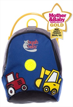 Bushbaby Child Unisex Minipack Kid's Backpack - 2.5L, Blue