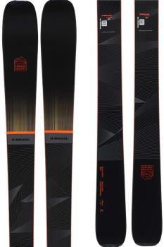 Armada Declivity 88 C Ski Only Skis, 176 cm Black/Red 2022