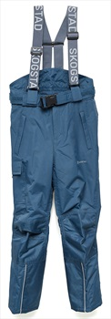 Skogstad Panther Tord Kids Snowboard/Ski Trouser, Age 8 Blue Teal