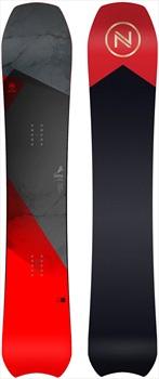 Nidecker Area Positive Camber Snowboard, 161cm 2021