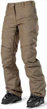 Wearcolour Fine Women's Ski/Snowboard Pants M Mud