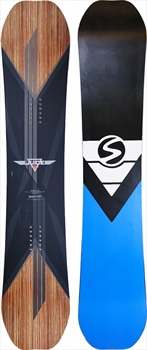 Sims Juice Positive Camber Snowboard, 159cm 2019