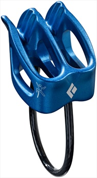 Black Diamond ATC-XP Rock Climbing Belay Device, Blue