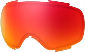 Anon Tempest Ski/Snowboard Goggles Spare Lens, Sonar Red