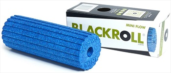 Blackroll Mini Flow Massage Roller, Azure