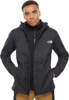 The North Face Quest Zip-In Triclimate 3-in-1 Jacket, S TNF Black