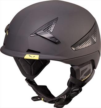 Salewa Adult Unisex Vert Fsm Rock And Ski/Snowboard Helmet, L/Xl Black